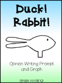 Duck! Rabbit! Opinion Writing