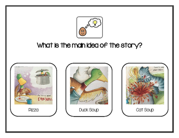 Duck Soup Shared Reading