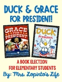 Duck and Grace for President Freebie!