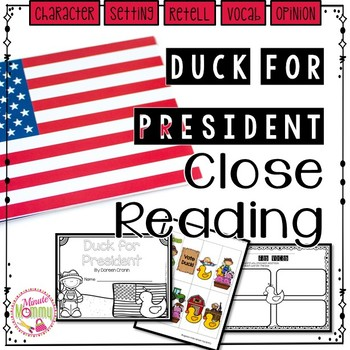 Duck for President Close Read