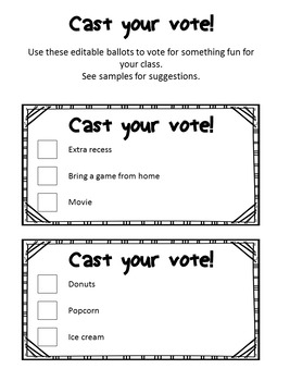 Duck for President Close Reading activities