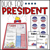 Duck for President {Craftivity}