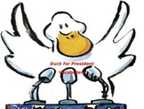 Duck for President Vocabulary Powerpoint