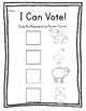 Duck for President Voting Pack