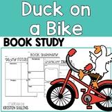 Book Study: Duck on a Bike