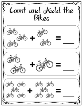 duck on a bike free printables