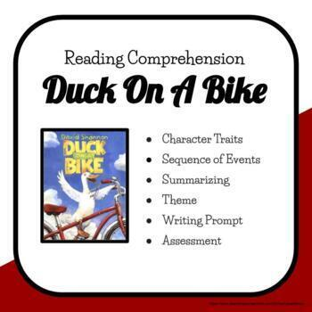 Duck on a Bike Sequencing and Assessment
