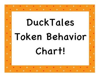 DuckTales Token Behavior Chart!