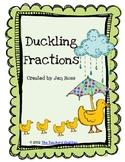 Duckling Fractions