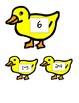 Ducklings number sentence activity