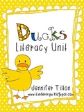 Ducks Literacy Unit-Common Core