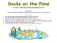 Ducks on the Pond - A 2-Player Game to Compare Numbers to 20