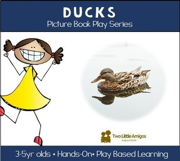 Ducks_Picture Book Play Series