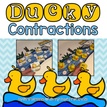 Ducky Contractions Game!