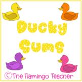 Ducky Sums: Adding Three Digits (First Grade Go Math 3.10)