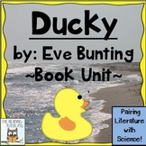 Ducky Literature Unit