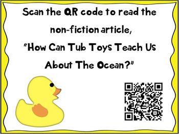 Ducky Literature Unit