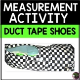 Measurement Activity- - Estimation, Length, Width, Height, Area, Volume