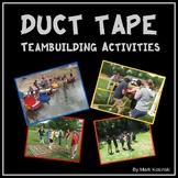 Duct Tape Teambuilding Activities