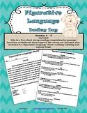 Dudley Dog Figurative Language Short Story