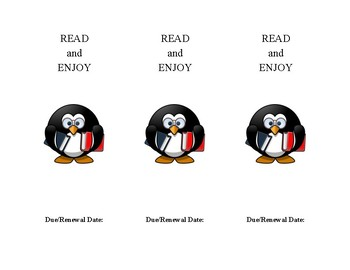 Read and Enjoy Bookmarks