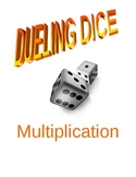 Dueling Dice - Multiplication