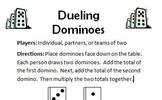 Dueling Dominoes - Multiplication