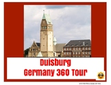 Duisburg Germany Tour Project - Digital or Printable - distance learning