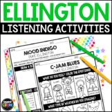 Duke Ellington Composer Activities, April, Classical Music