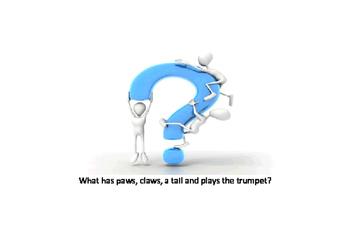 Dumb riddles