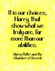 Dumbledore's Wisdom: 11 Quotes for Display