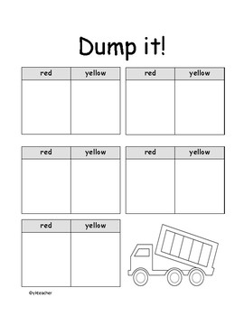 Dump It- Counting Numbers