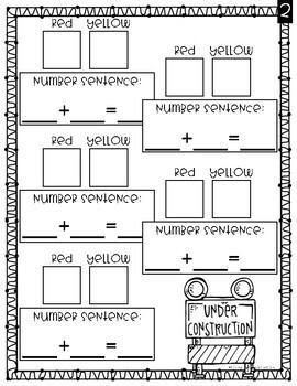 Dump It Math - Making Ten