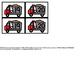 Dump Truck Number Matching 1-20 File Folder Activity