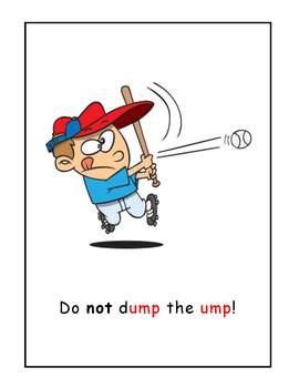 Dump the Grump! Word Family Big Book