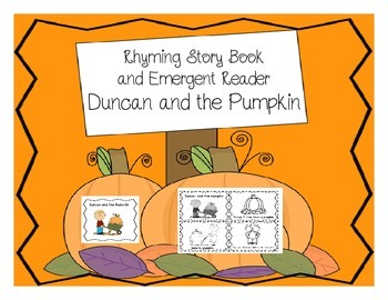 Duncan and the Pumpkin