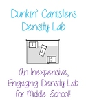 Dunkin' Canisters INEXPENSIVE Density Lab