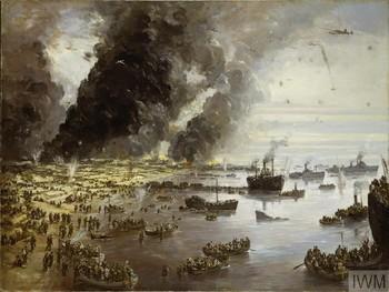Dunkirk Evacuation Source Analysis Activity