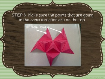 Duo dodecahedron 3-D Origami Step-by-Step Instructions