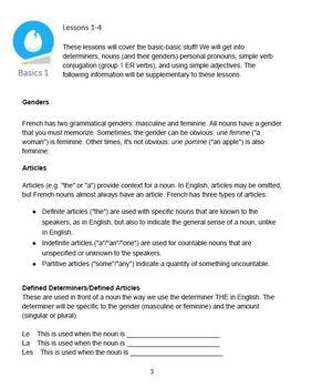 Duolingo Basics 1