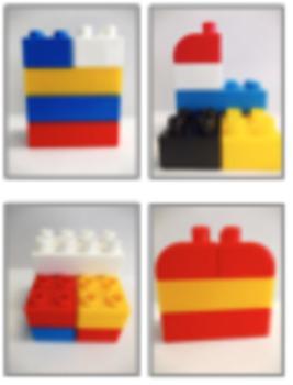 Duplo Block Duplicating