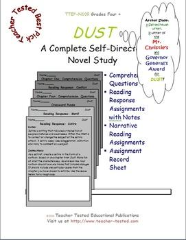 Dust: A Complete Novel Study