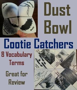 Dust Bowl Activity (Great Depression Unit)