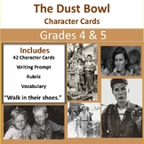 Dust Bowl: Character Cards