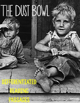 Dust Bowl and the Great Depression Differentiated Reading