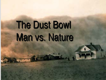 Dust Bowl Powerpoint/Grapes of Wrath video guide