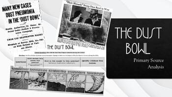 Dust Bowl Newspaper Analysis