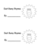 Dust Bunny Rhyming Book