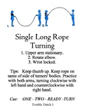 Dutch Jump Rope Station Card Set