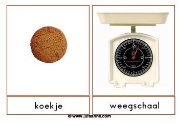 Dutch words flashcards megapack 1